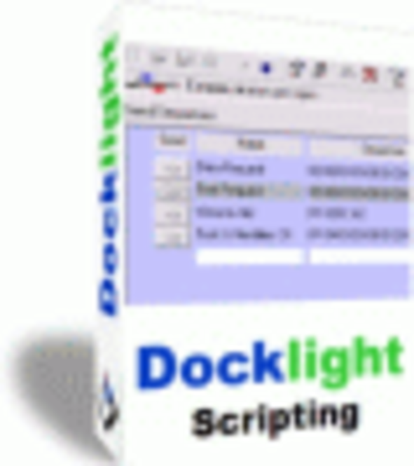 Docklight Scripting [#211390] Screenshot