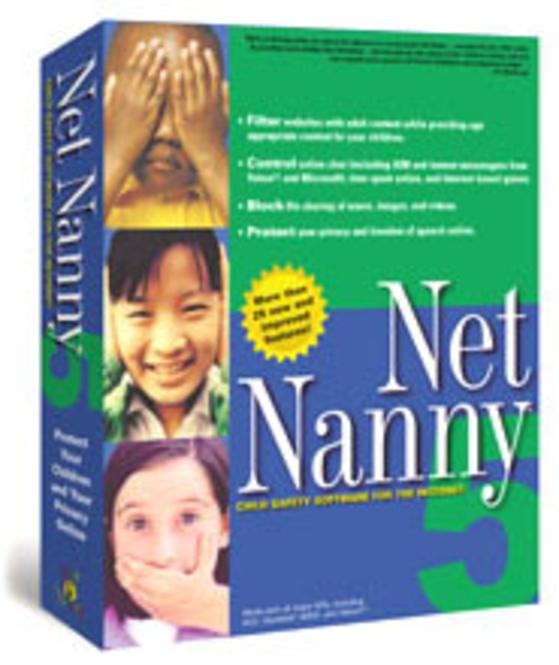 Net Nanny 5 Screenshot