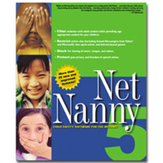 Net Nanny 5 - Two Computer License Screenshot