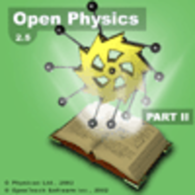 Open Physics. Part II Screenshot 1