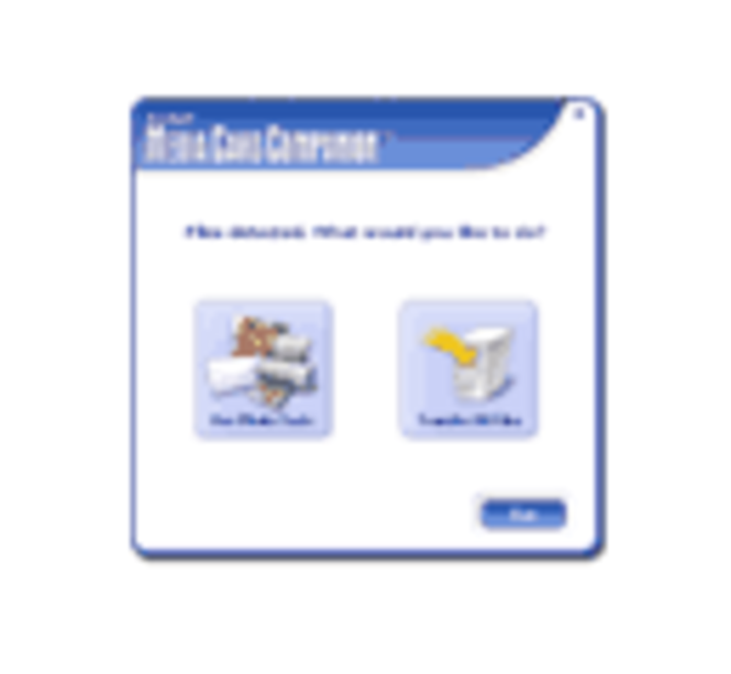 ArcSoft Media Card Companion (Win, Download) Screenshot