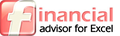 Financial Advisor for Excel (Standard) 1