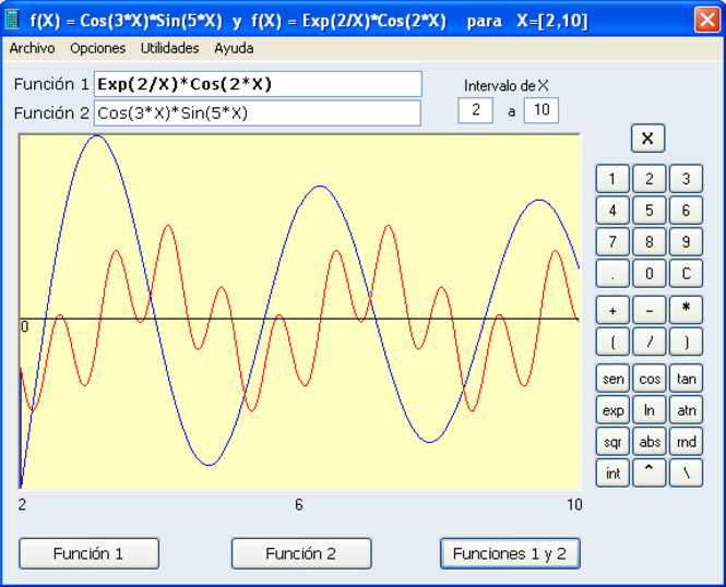 Calculiware Screenshot