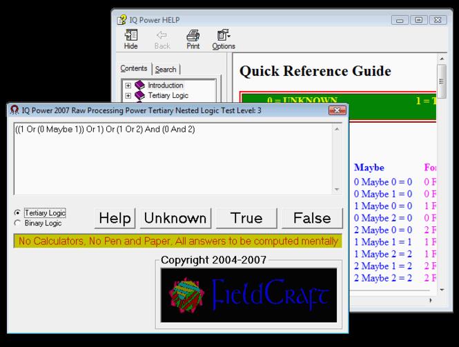 IQ Power Screenshot 1