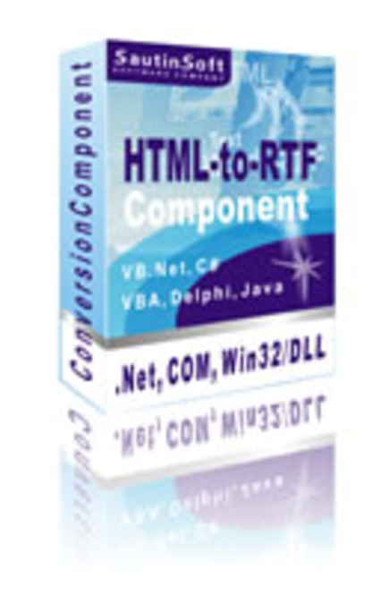 HTML-to-RTF Pro DLL Screenshot