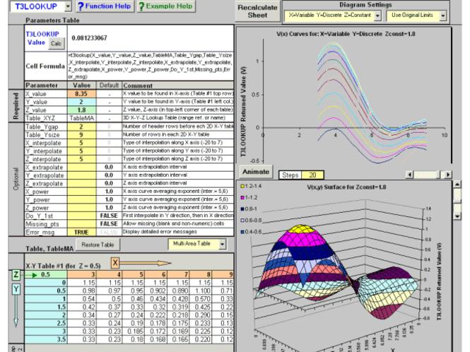 TriLookup Screenshot