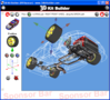 3D Kit Builder (V8 Racecar) 1