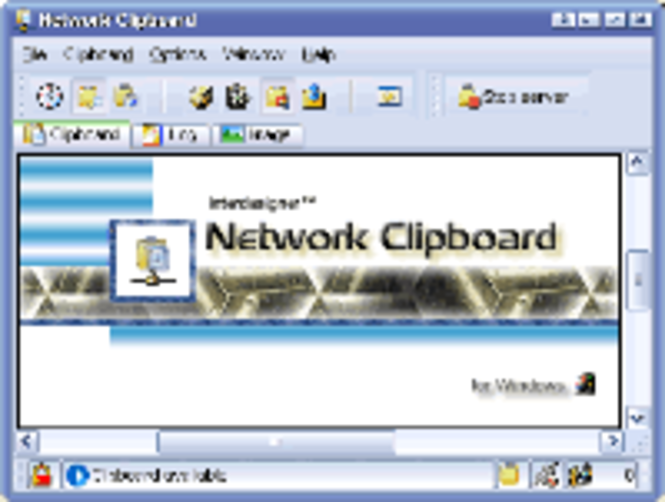 Network Clipboard and Viewer Screenshot