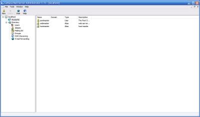 Gattaca Server Screenshot 2