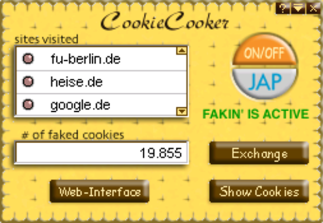 CookieCooker Screenshot