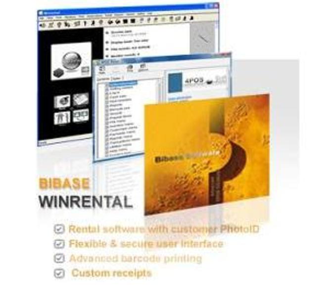 Winrental SC Screenshot