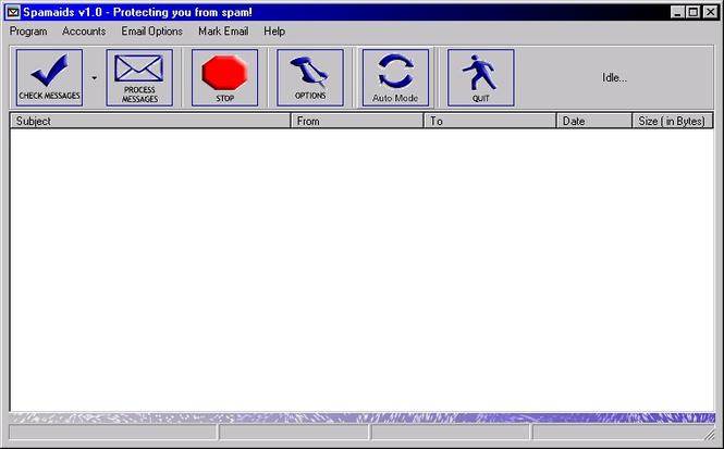 Spamaids Screenshot