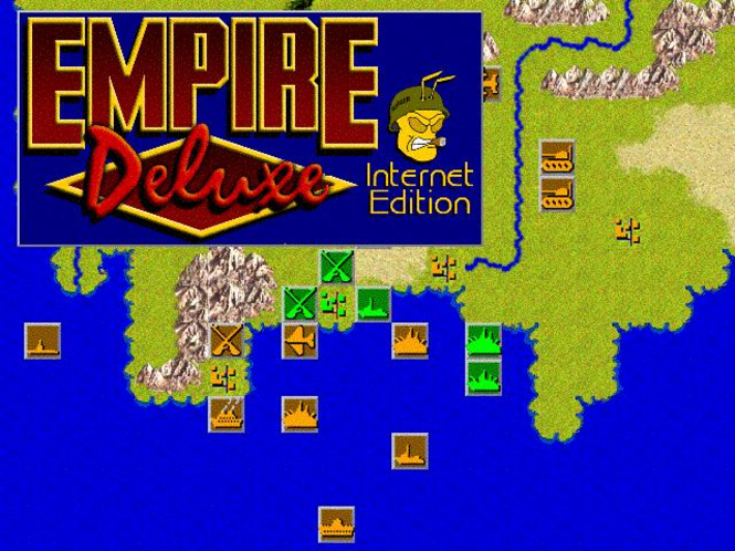 Empire Deluxe Internet Edition Screenshot 1
