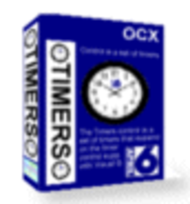 Timers OCX Screenshot