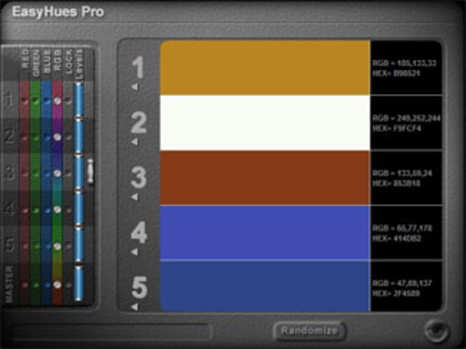 EasyHues Pro Screenshot
