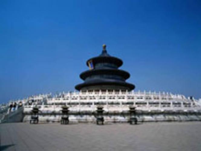 2002 Beauty of Beijing Screen Saver Screenshot 1