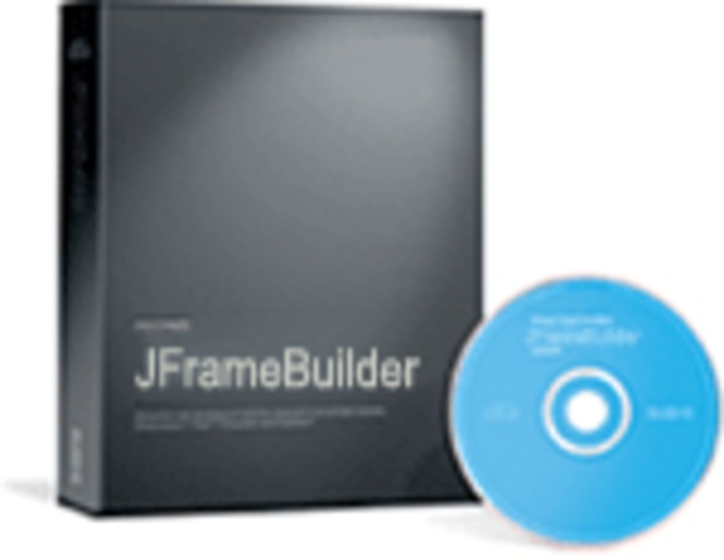 JFrameBuilder (Commercial license with all future updates until version 4.x.x) Screenshot