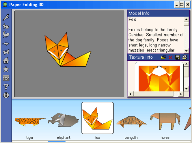 Paper Folding 3D (English Version) Screenshot