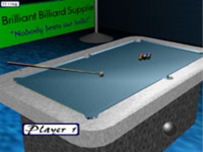 3D Pool Pro Screenshot 1