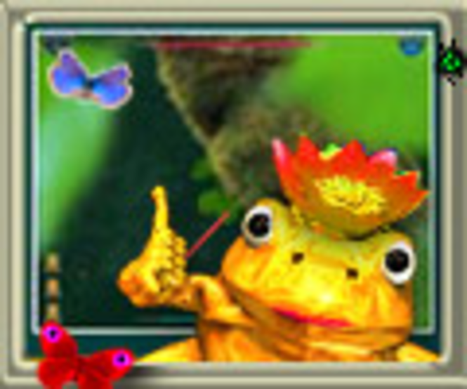 Gold Frog Screenshot
