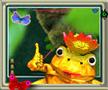 Gold Frog 1