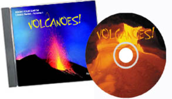 VOLCANOES! CDROM Screenshot