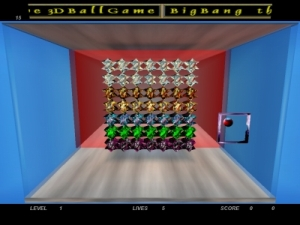 3D BigBang Screenshot