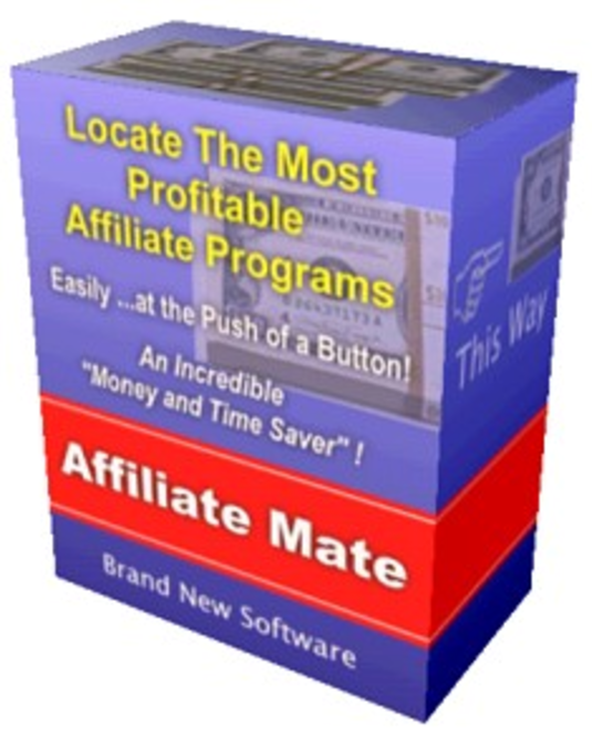 Affiliate Mate Screenshot