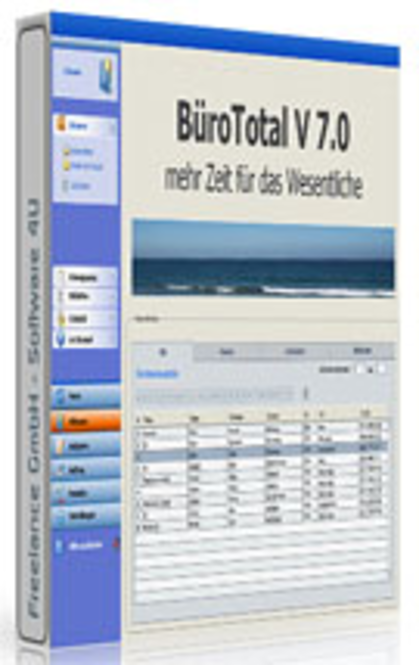 BüroTotal V 7.0 Screenshot