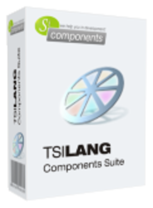 TsiLang Components Suite Binary Only Screenshot