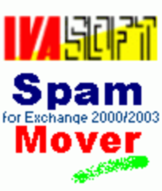 SpamMoverPF for Exchange 2000/2003 Screenshot 1