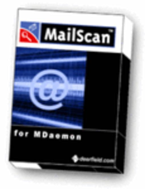MailScan for MDaemon 100 User Screenshot