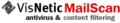 VisNetic MailScan for SMTP 250 User 1