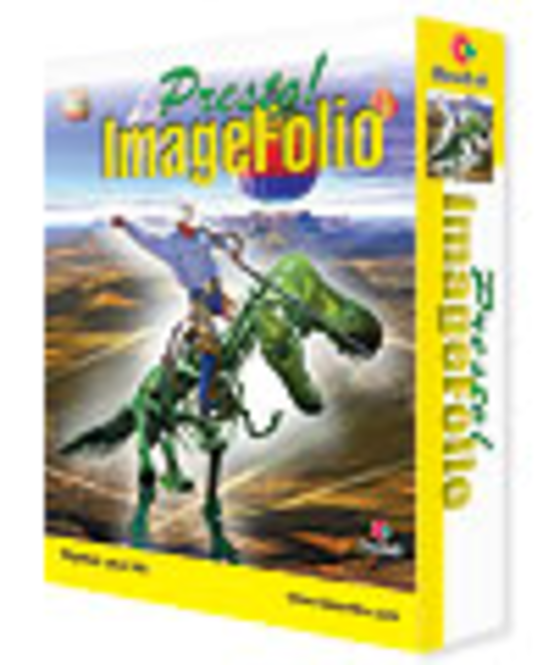 Presto! ImageFolio/ German/ ESD (PC) Screenshot