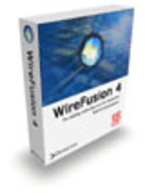 WireFusion 4.1 Professional (Mac) Screenshot 1