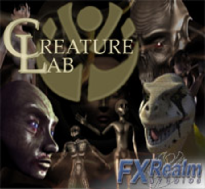 Creature Labs Screenshot