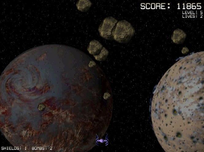 AstroQuest Screenshot