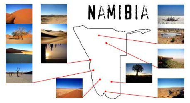 Philipp Winterberg - Namibia Screenshot