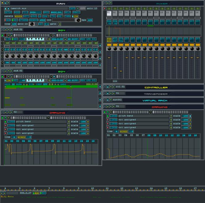 Matryx Screenshot