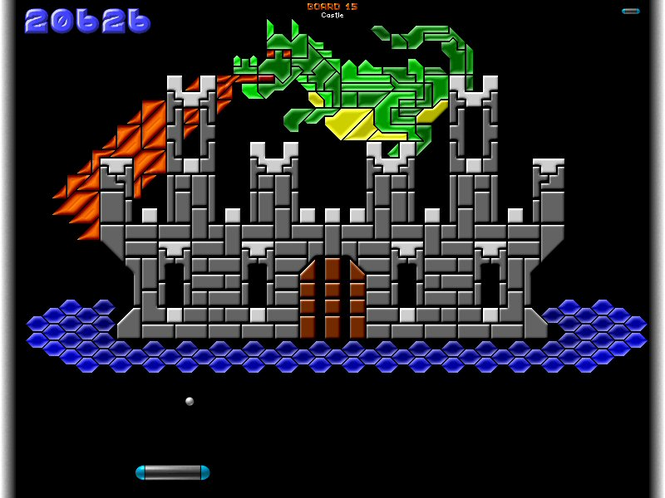 Super DX-Ball Screenshot