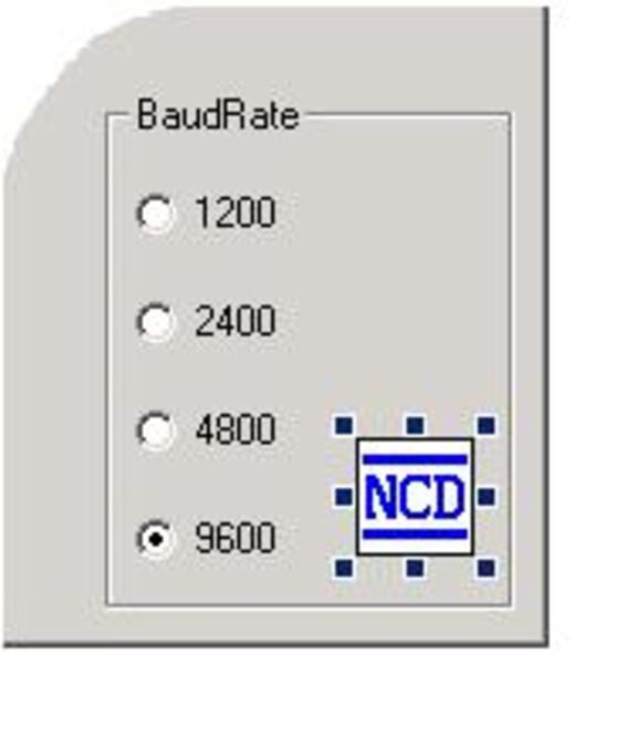 NCD Device Development Lib Screenshot