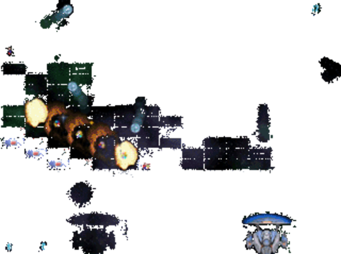 Meteor (Low-res Palm) Screenshot 1