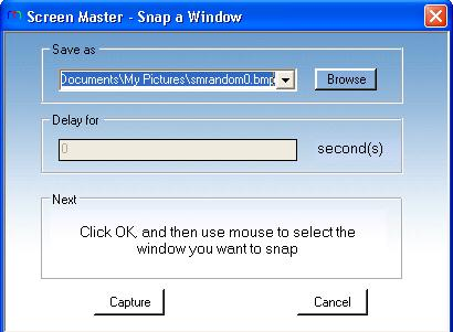 Screen Master Screenshot