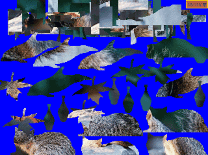 Mobile Jigsaw Screenshot 1