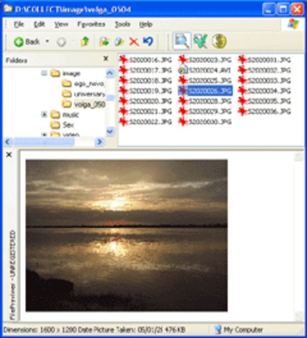 FilePreviewer Screenshot