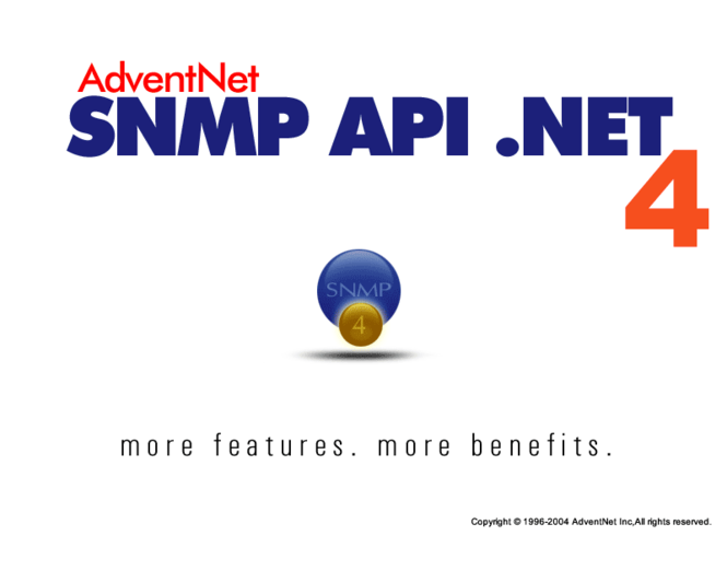 WebNMS SNMP API .NET Screenshot