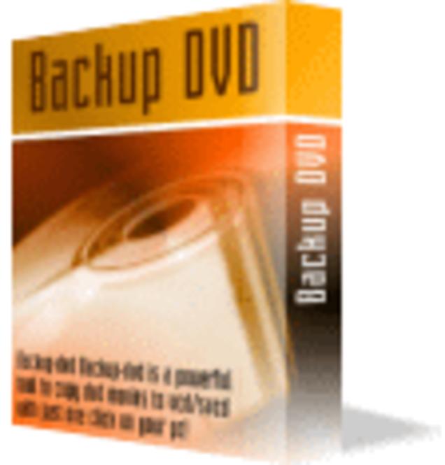 BACKUP-DVD Screenshot