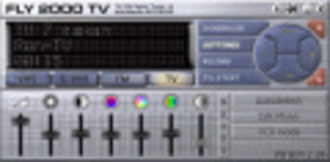 Fly 2000 TV - 10 User Licence Screenshot