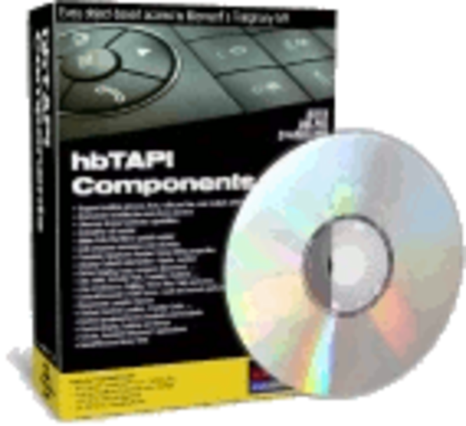 hbTapi Components Enterprise Edition (1-Developer License) Screenshot