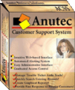 Anutec Customer Support System - 1 login account 1